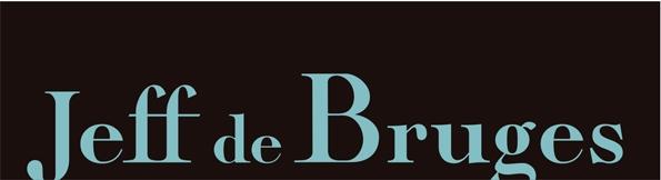 LOGO JEFF DE BRUGES.indd